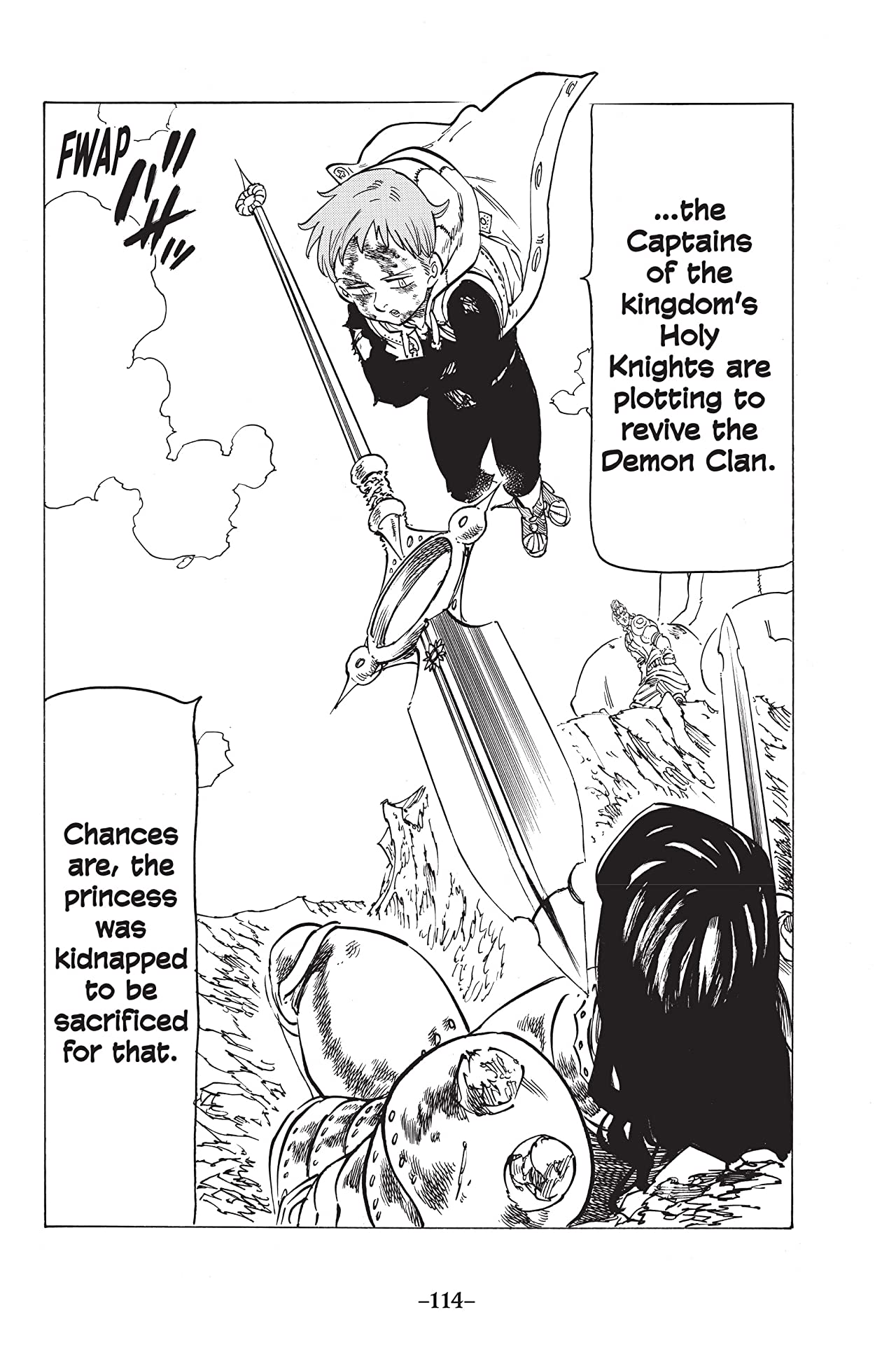 The Seven Deadly Sins #75