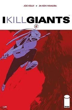 I Kill Giants #6 (of 7)