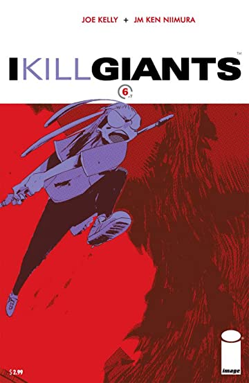 I Kill Giants #6 (of 7)