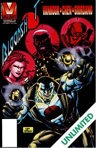 Bloodshot (1993-1996) #38