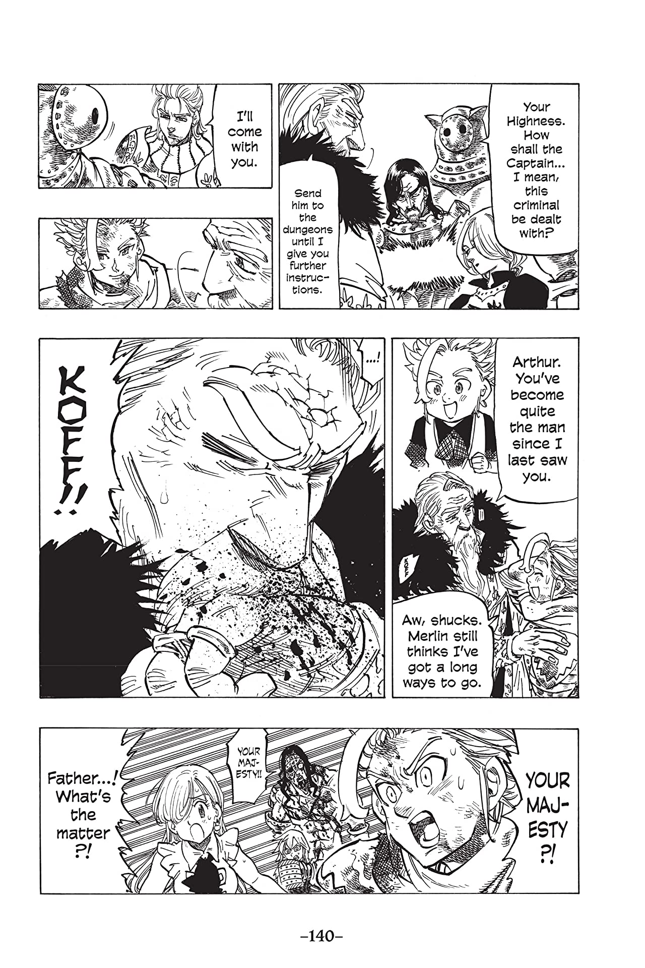 The Seven Deadly Sins #85