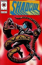 Shadowman (1992-1995) No.20