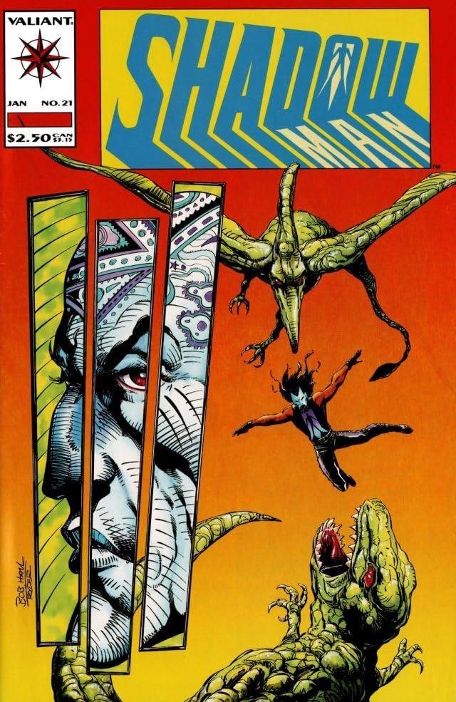 Shadowman (1992-1995) #21
