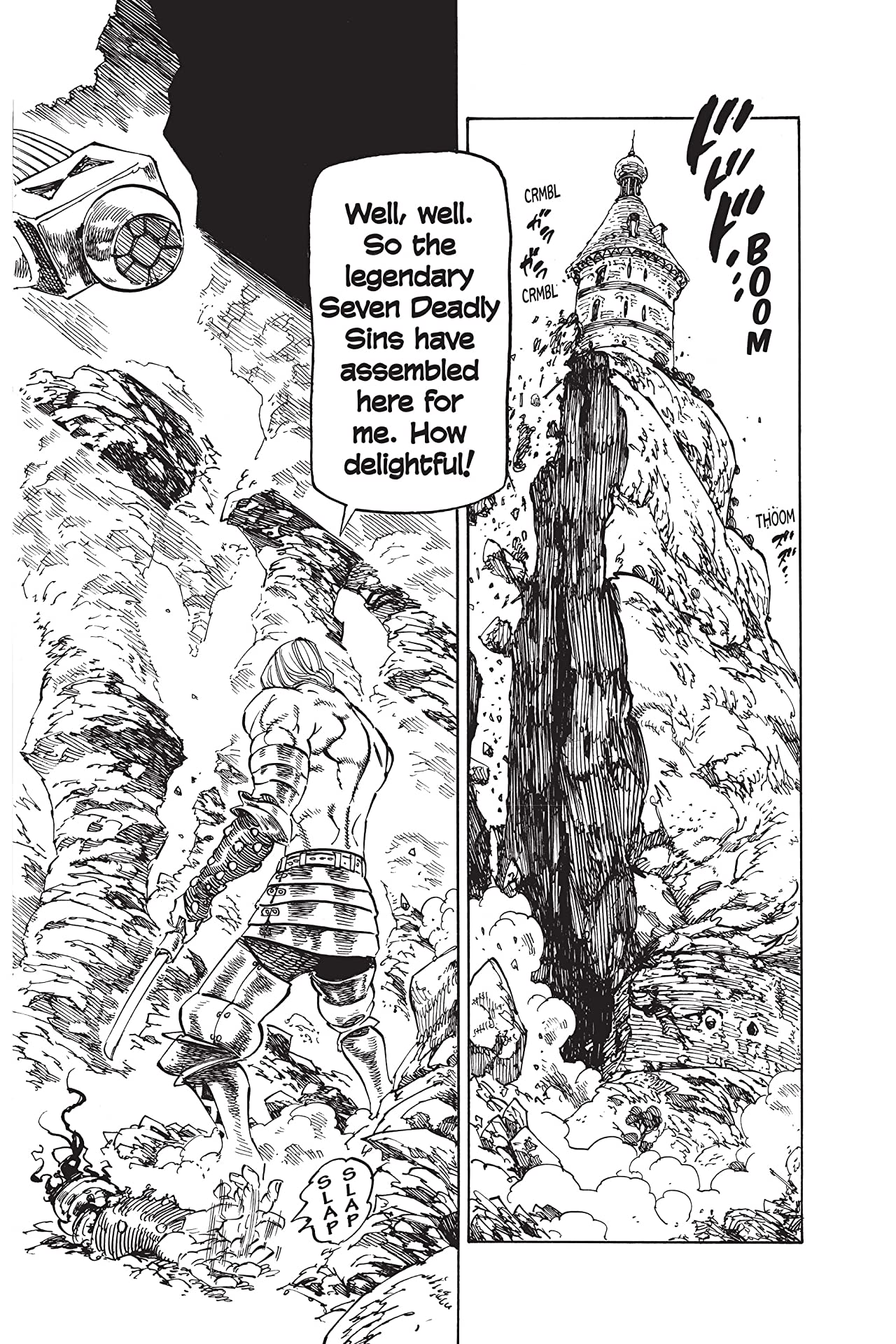The Seven Deadly Sins #92