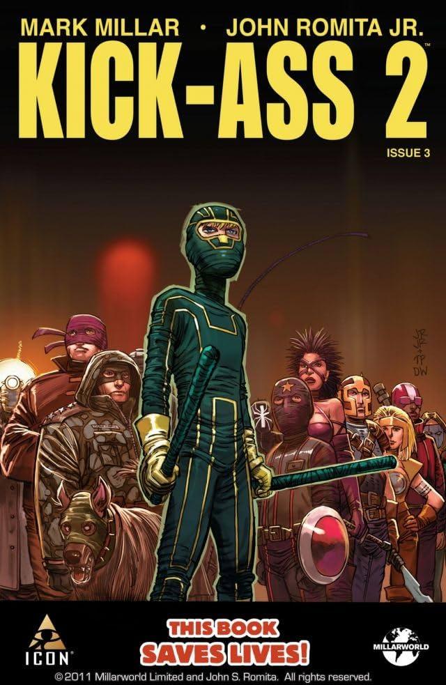 Kick-Ass 2 #3