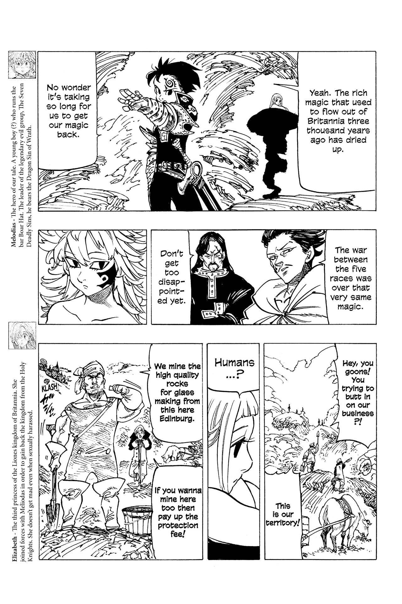 The Seven Deadly Sins #122