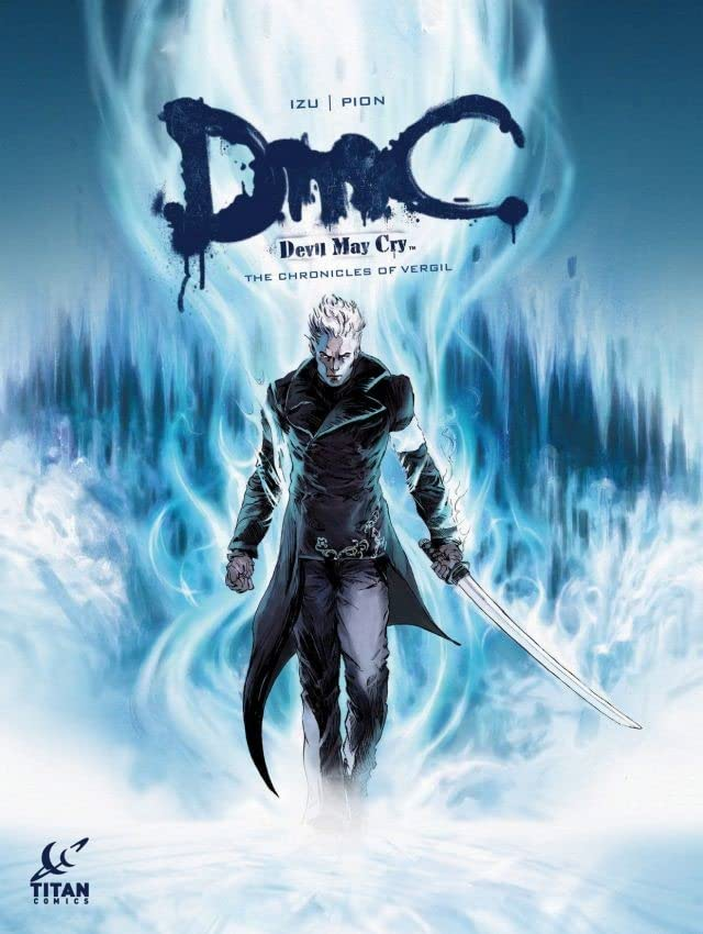 DmC Devil May Cry: The Chronicles of Vergil #1