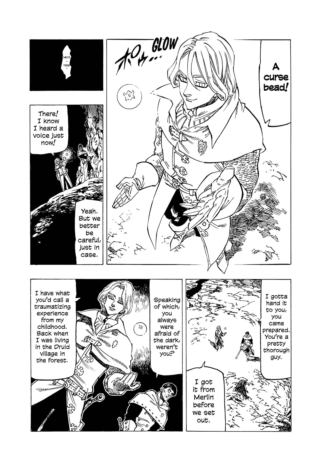 The Seven Deadly Sins #124