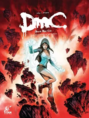 DmC Devil May Cry: The Chronicles of Vergil #2