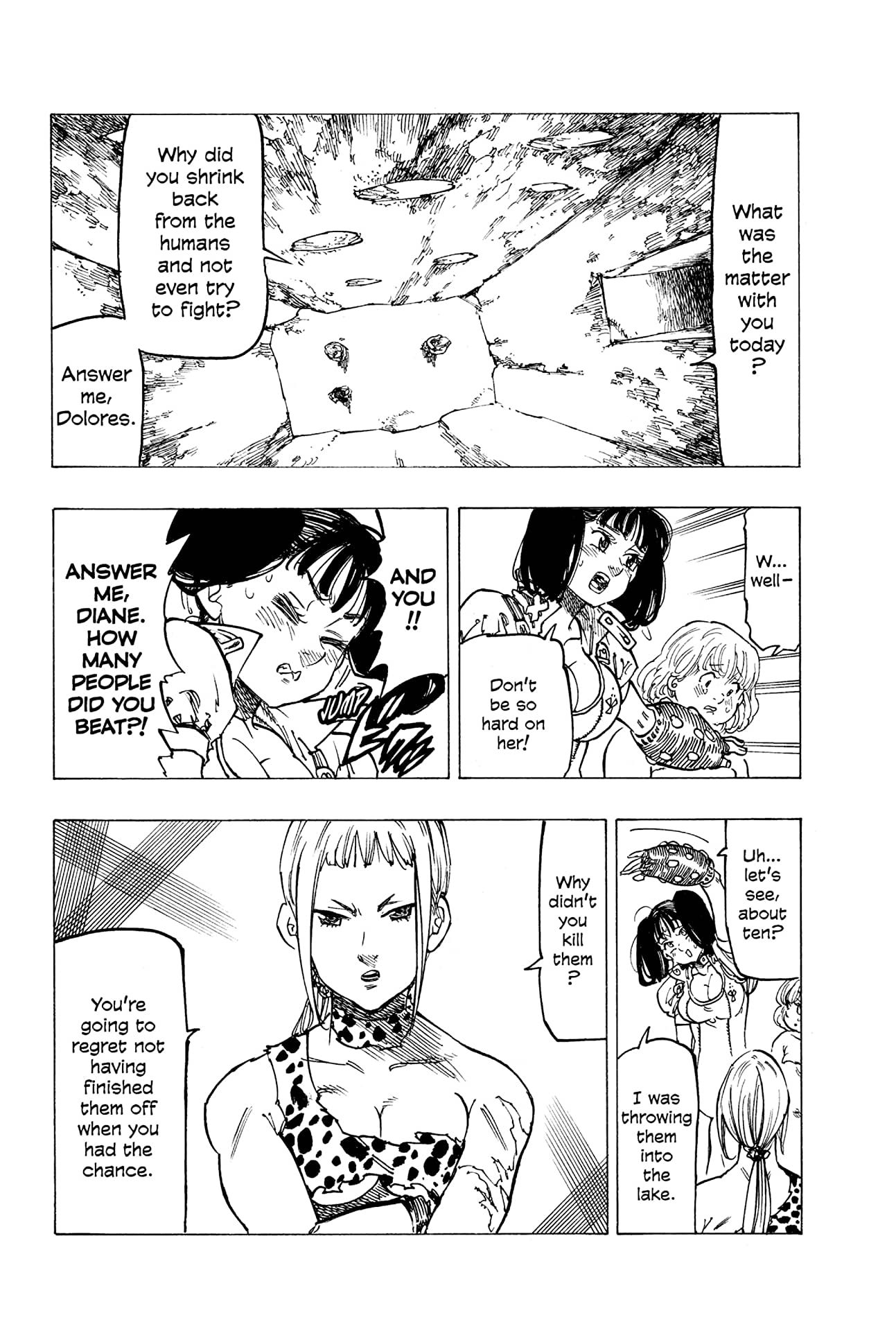 The Seven Deadly Sins #126.5