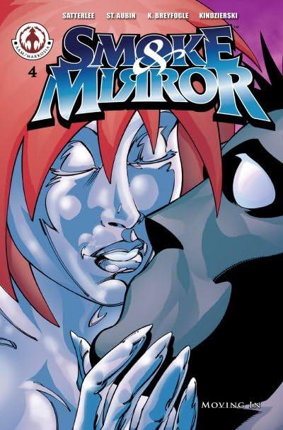 Smoke & Mirror #4