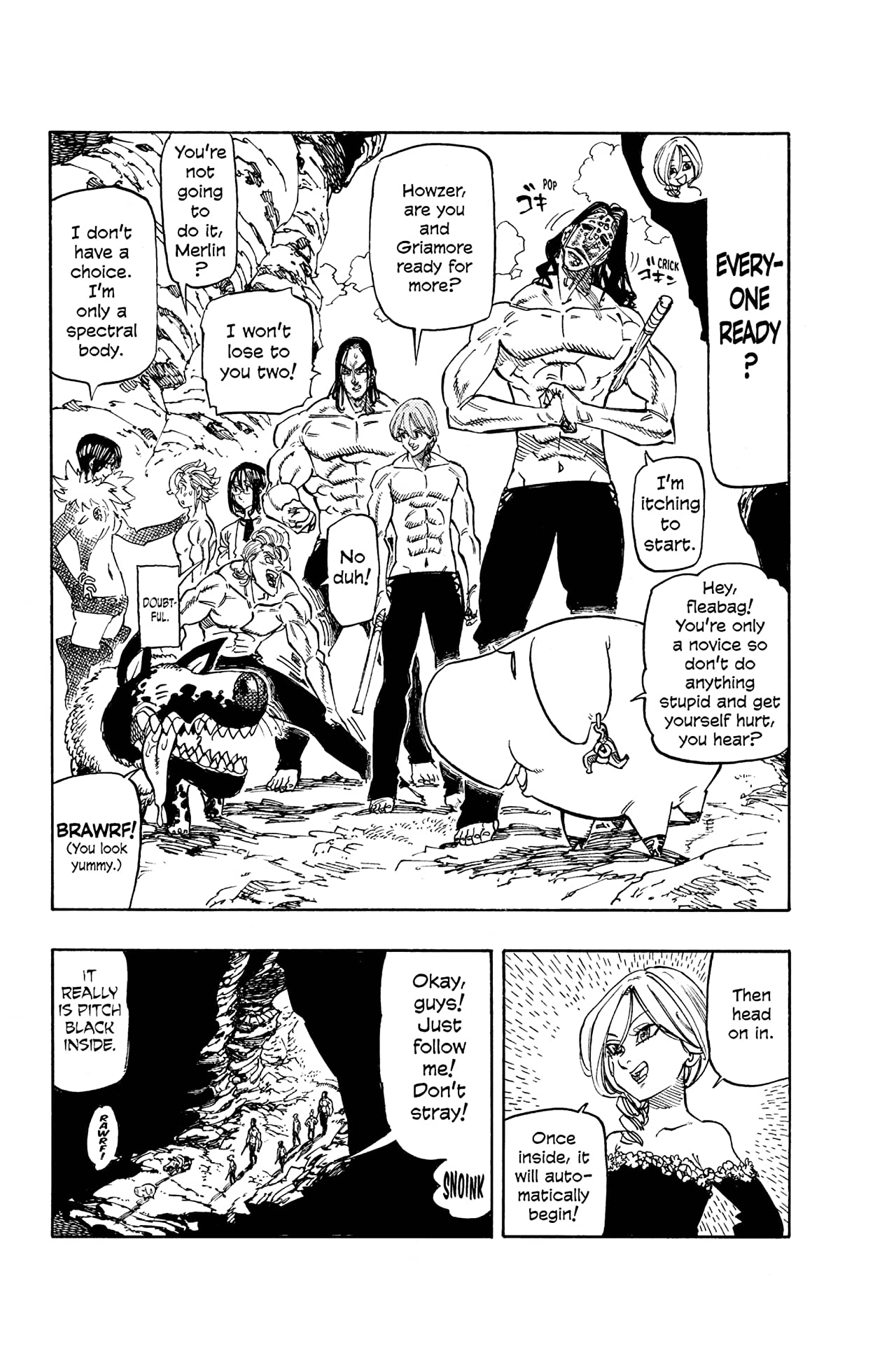The Seven Deadly Sins #132