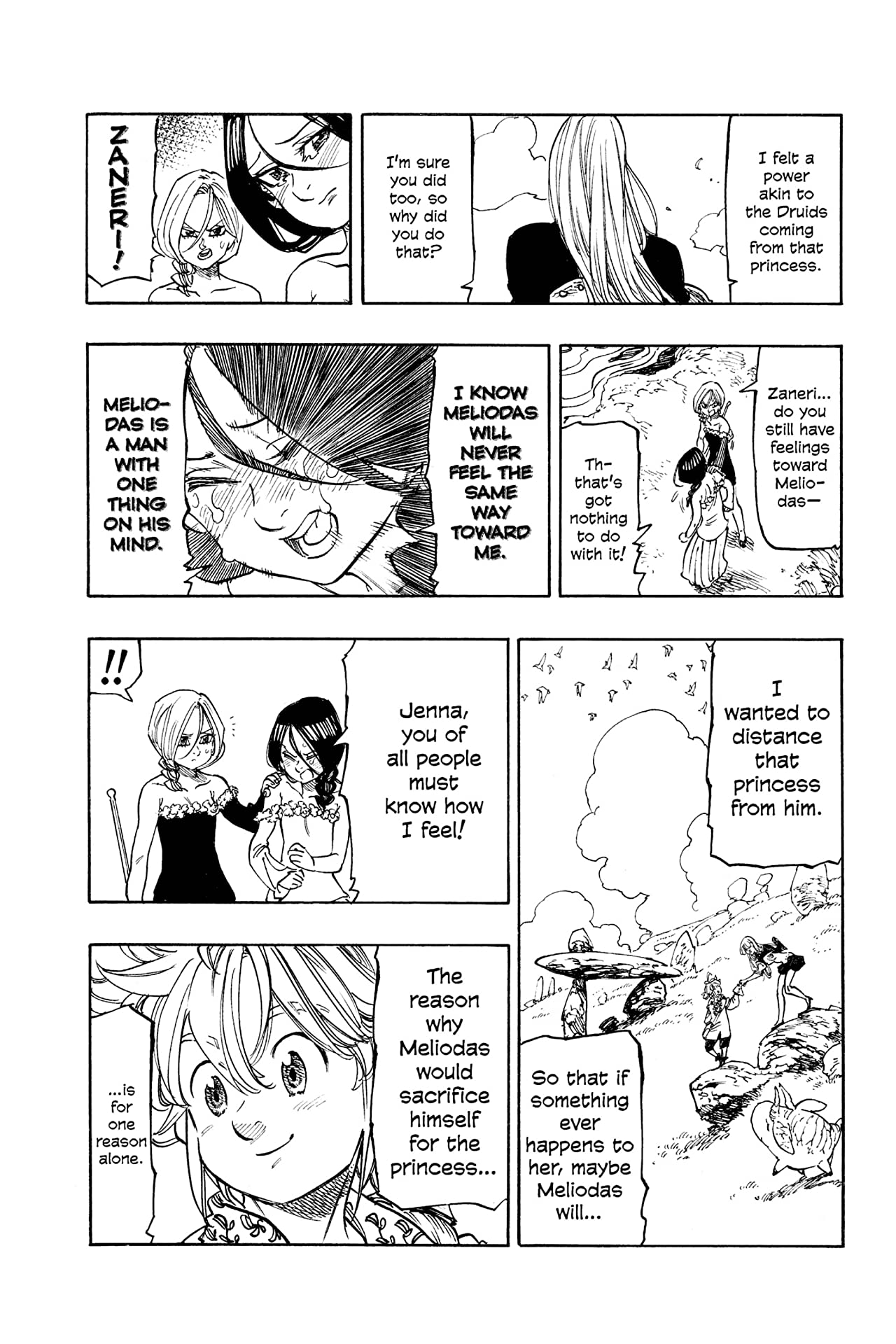 The Seven Deadly Sins #137