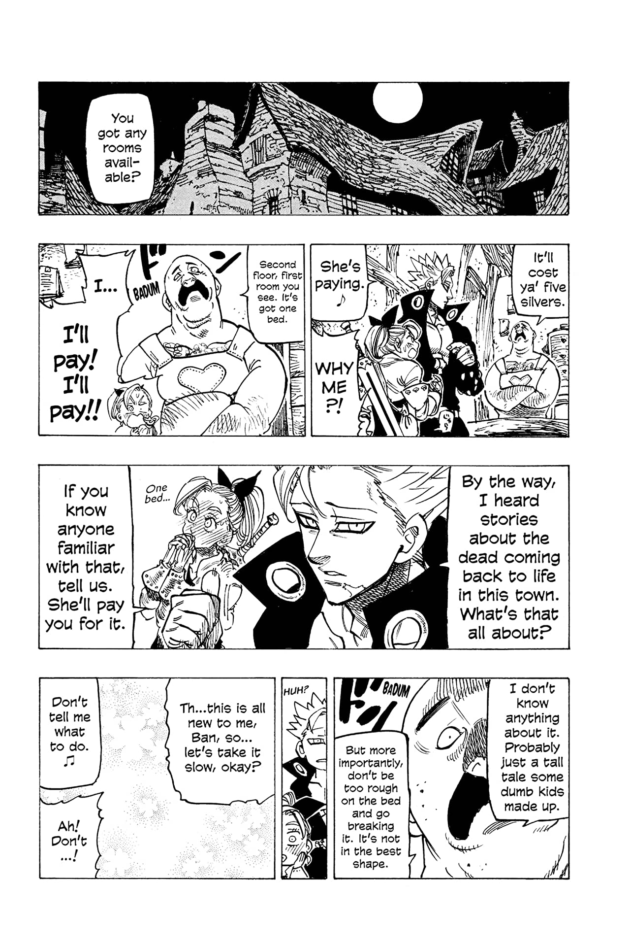 The Seven Deadly Sins #139