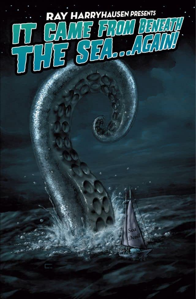 It Came From Beneath The Sea... Again!