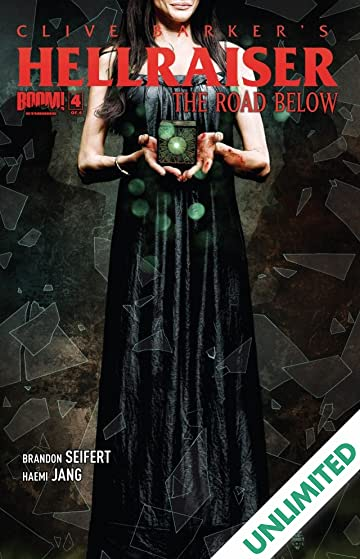 Hellraiser: The Road Below #4 (of 4)
