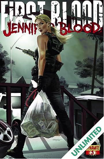 Jennifer Blood: First Blood #3