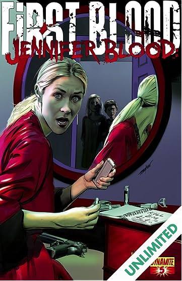 Jennifer Blood: First Blood #5: Digital Exclusive Edition