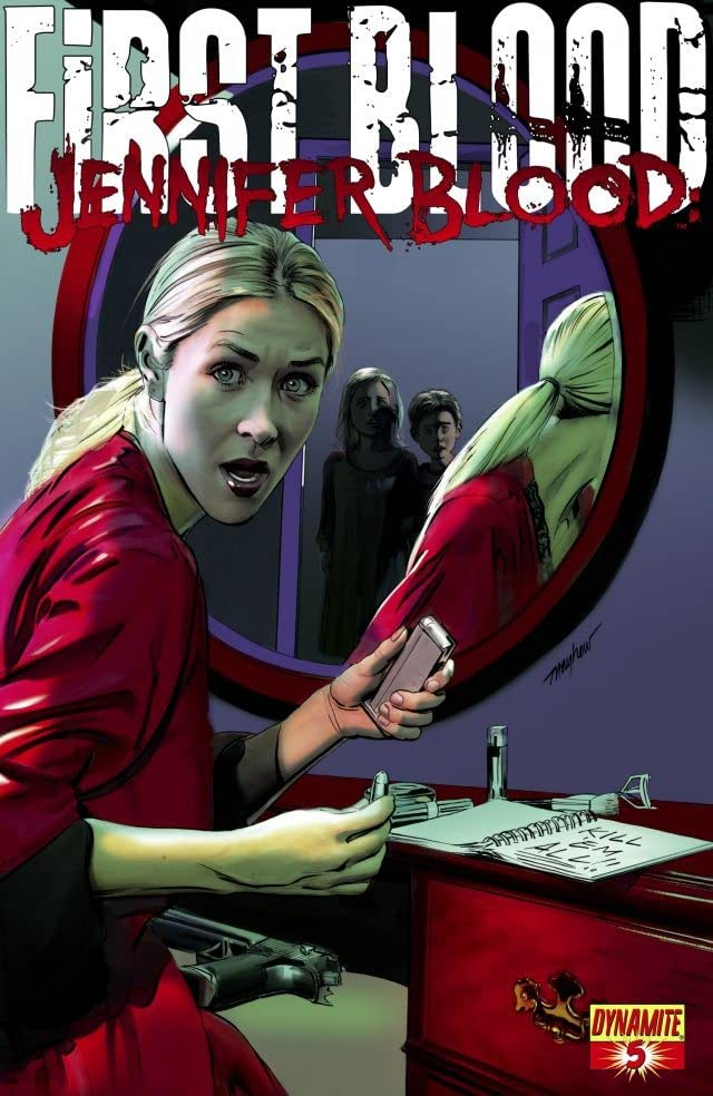 Jennifer Blood: First Blood #5: Digital Exclusive Edition