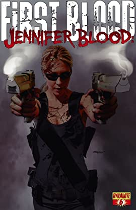Jennifer Blood: First Blood #6