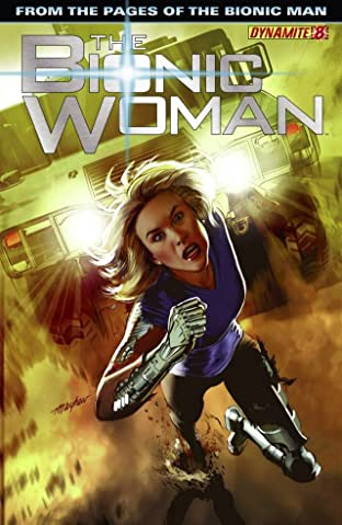 The Bionic Woman #8
