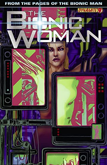 The Bionic Woman #9