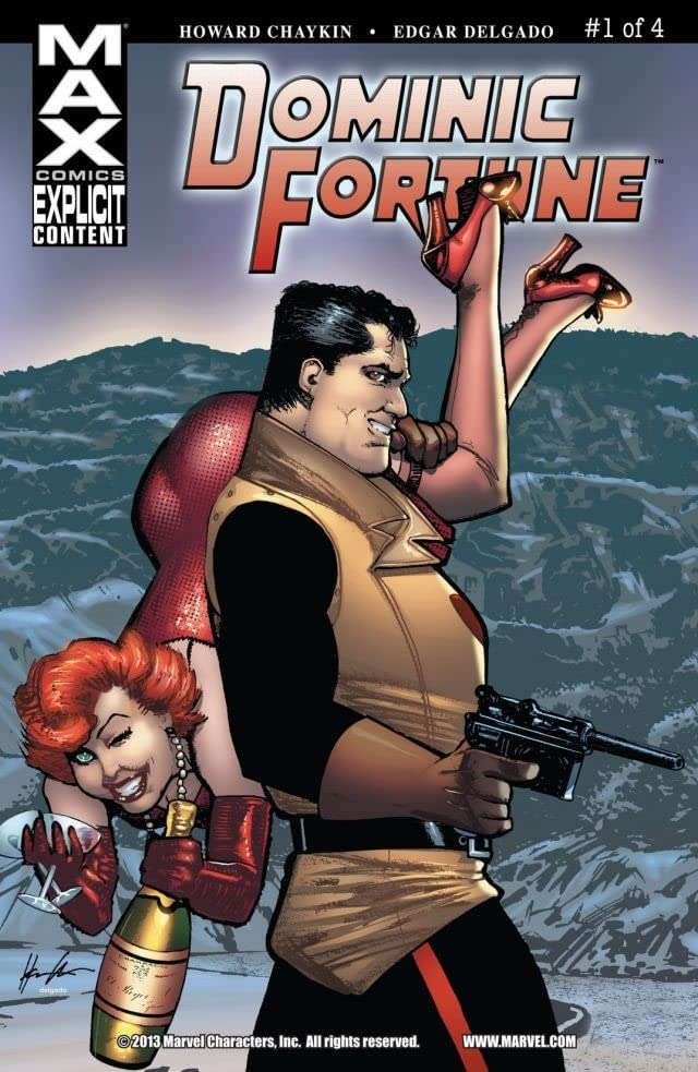 Dominic Fortune #1 (of 4)