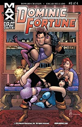 Dominic Fortune #2 (of 4)