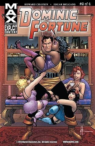 Dominic Fortune No.2 (sur 4)