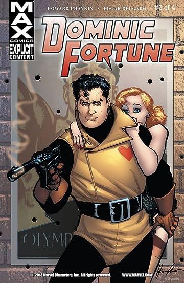 Dominic Fortune No.3 (sur 4)
