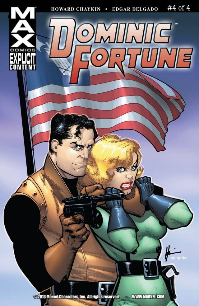 Dominic Fortune #4 (of 4)