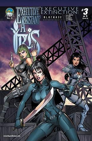Executive Assistant Iris Vol. 3 #3