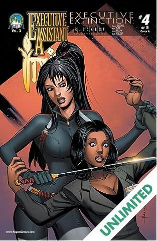 Executive Assistant: Iris Vol. 3 #4