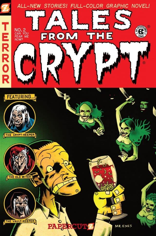 Tales From the Crypt Vol. 2: Can You Fear Me Now? Preview