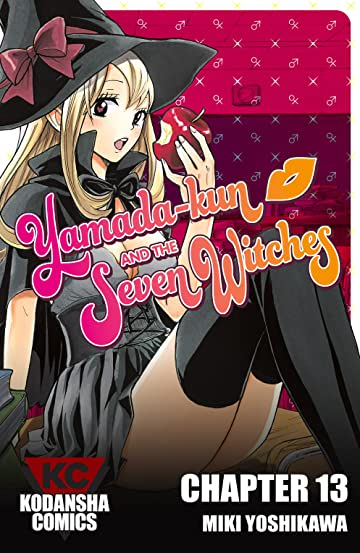 Yamada-kun and the Seven Witches #13