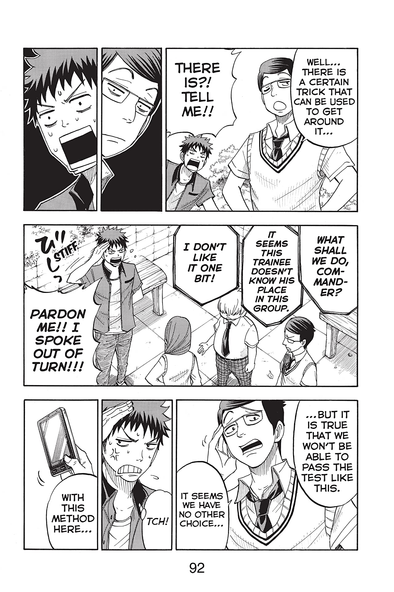 Yamada-kun and the Seven Witches #30