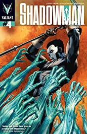 Shadowman (2012- ) #4: Digital Exclusives Edition
