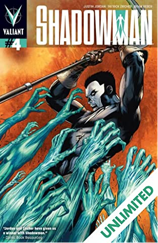 Shadowman (2012- ) #4: Digital Exclusives Edition