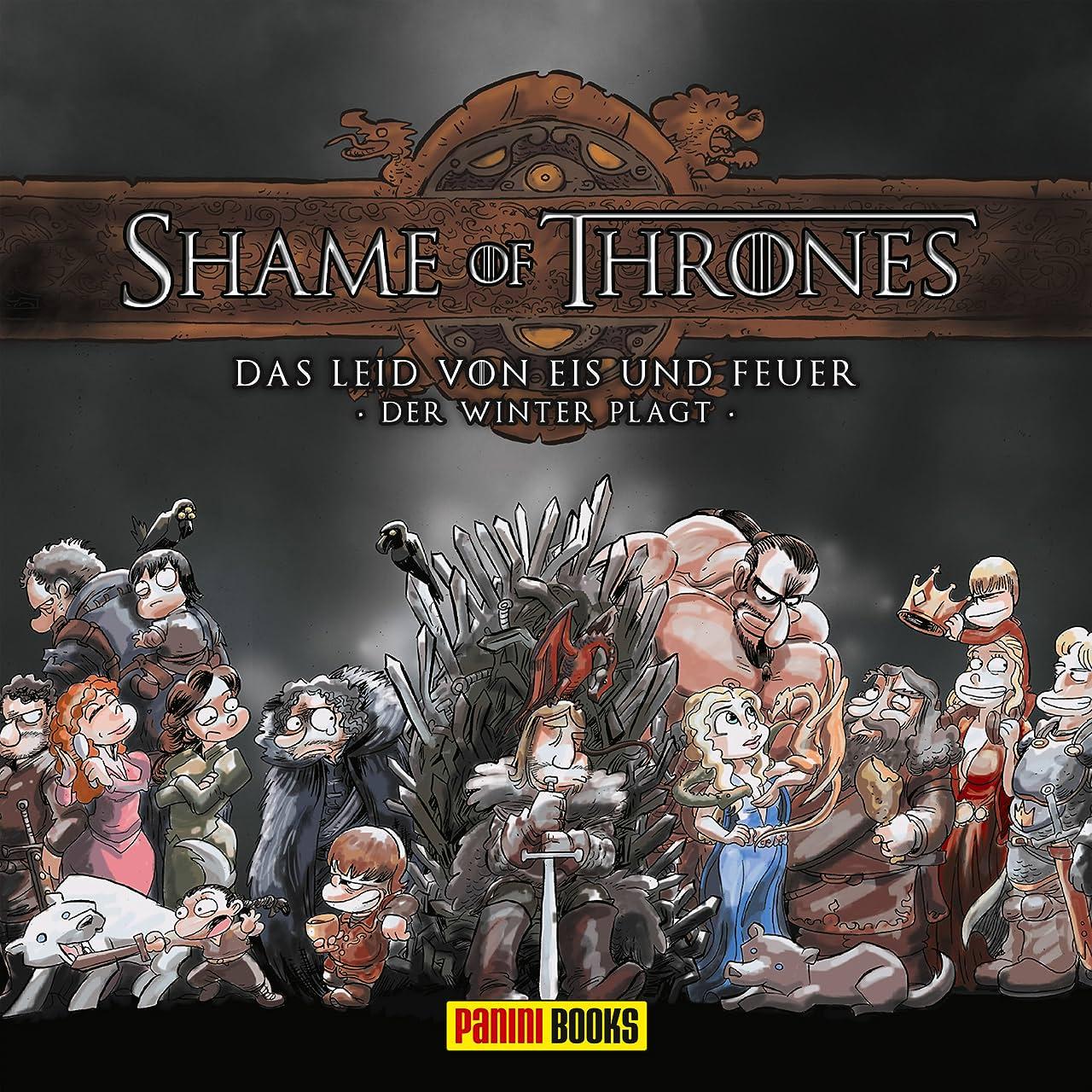 Shame of Thrones - Das Leid von Eis und Feuer Vol. 1: Der Winter plagt