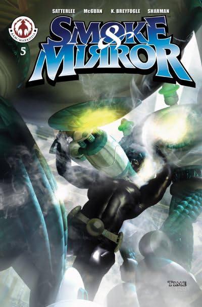 Smoke & Mirror #5