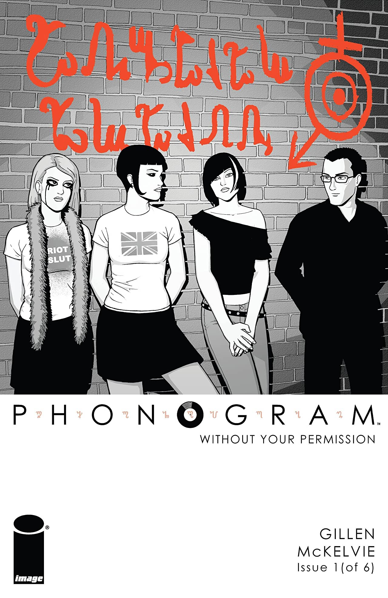 Phonogram No.1 (sur 6)
