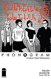 Phonogram #1 (of 6)