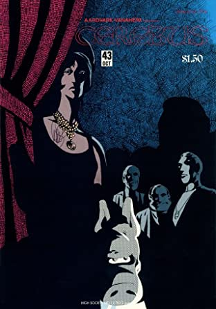 Cerebus Vol. 2 #18: High Society
