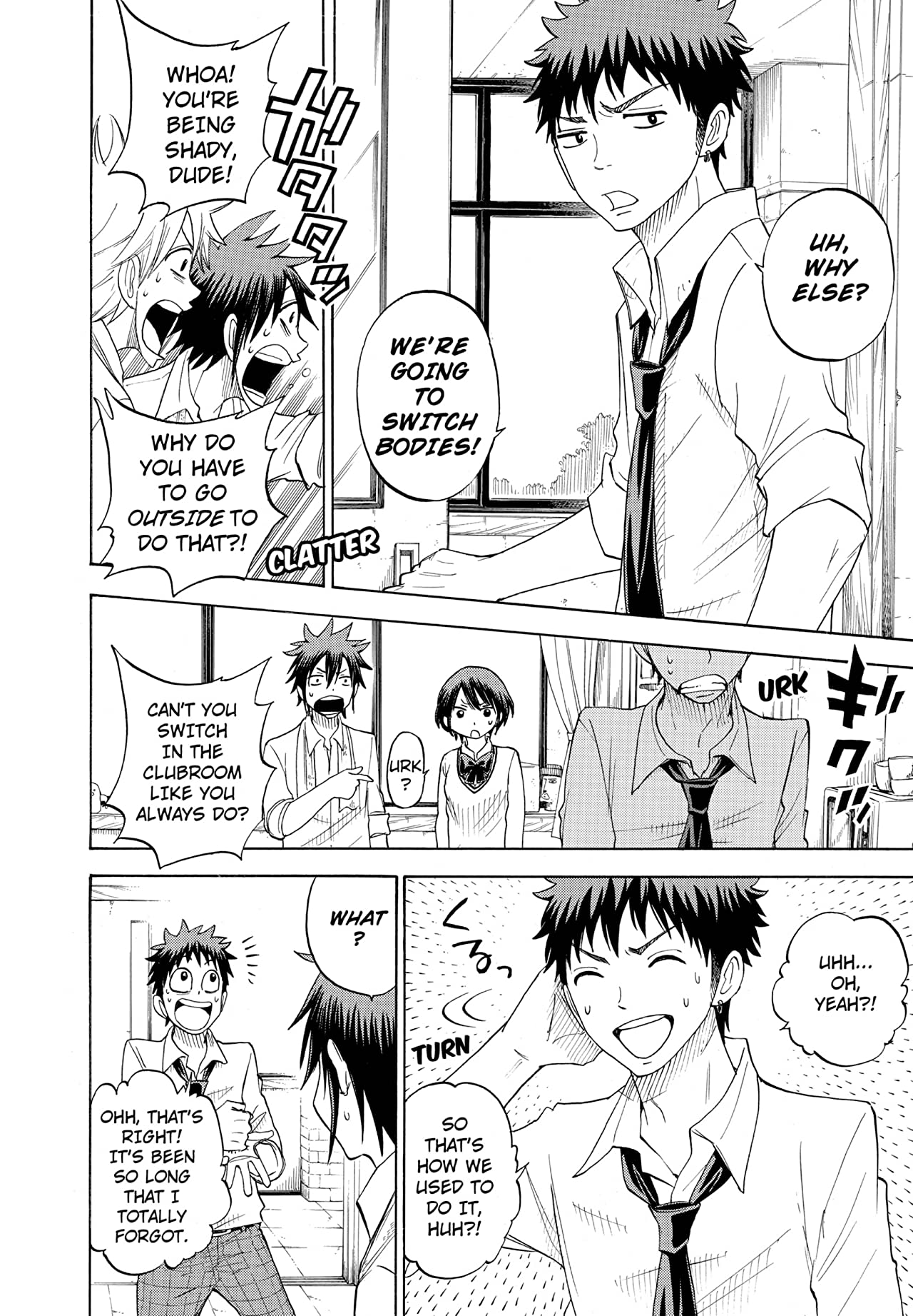Yamada-kun and the Seven Witches #62