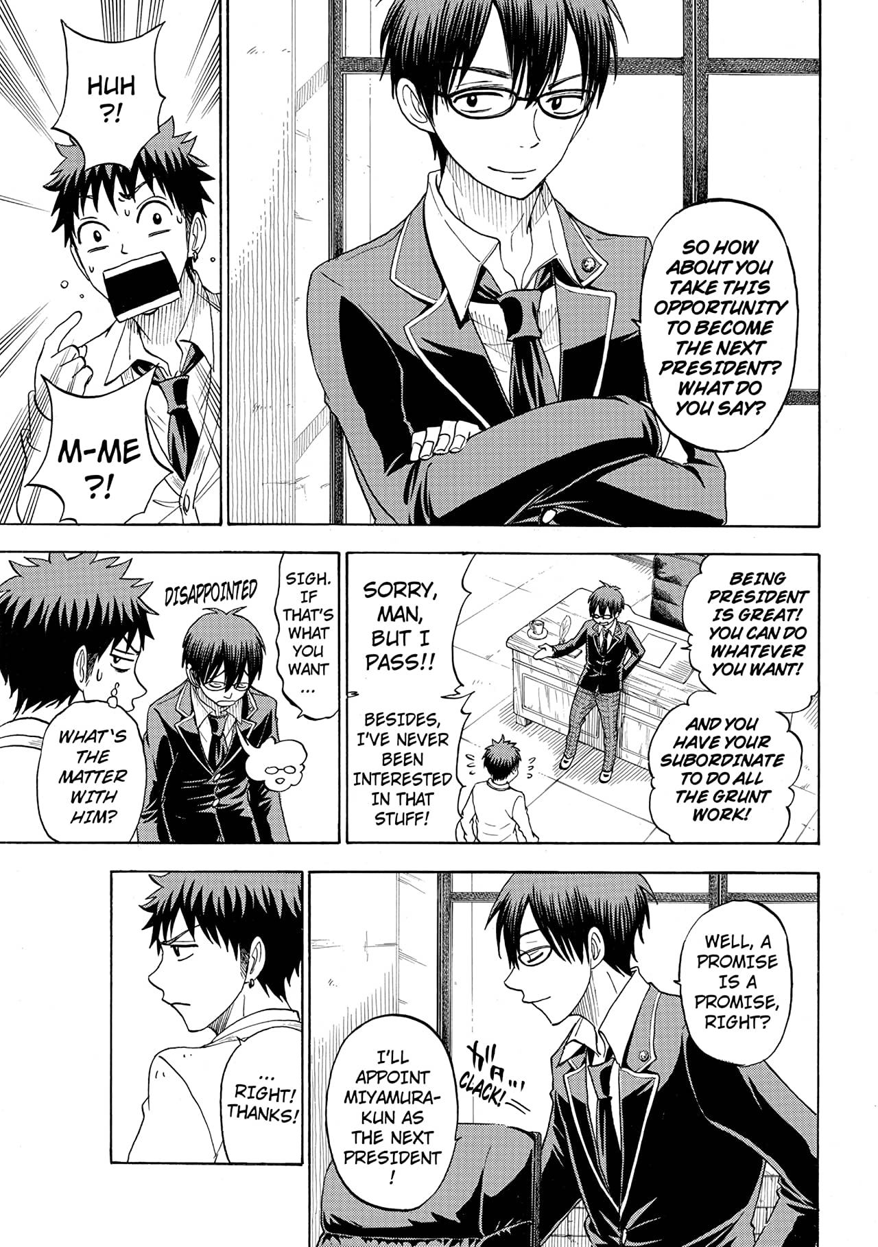Yamada-kun and the Seven Witches #67