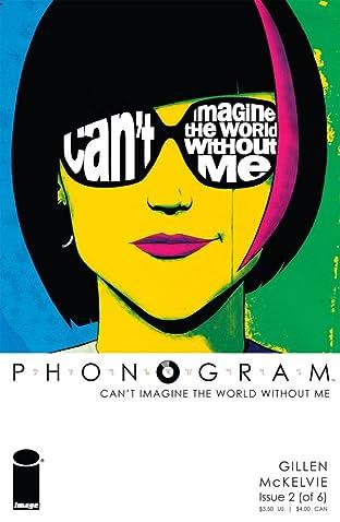 Phonogram #2 (of 6)