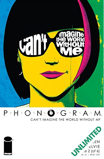 Phonogram #2 (of 6)