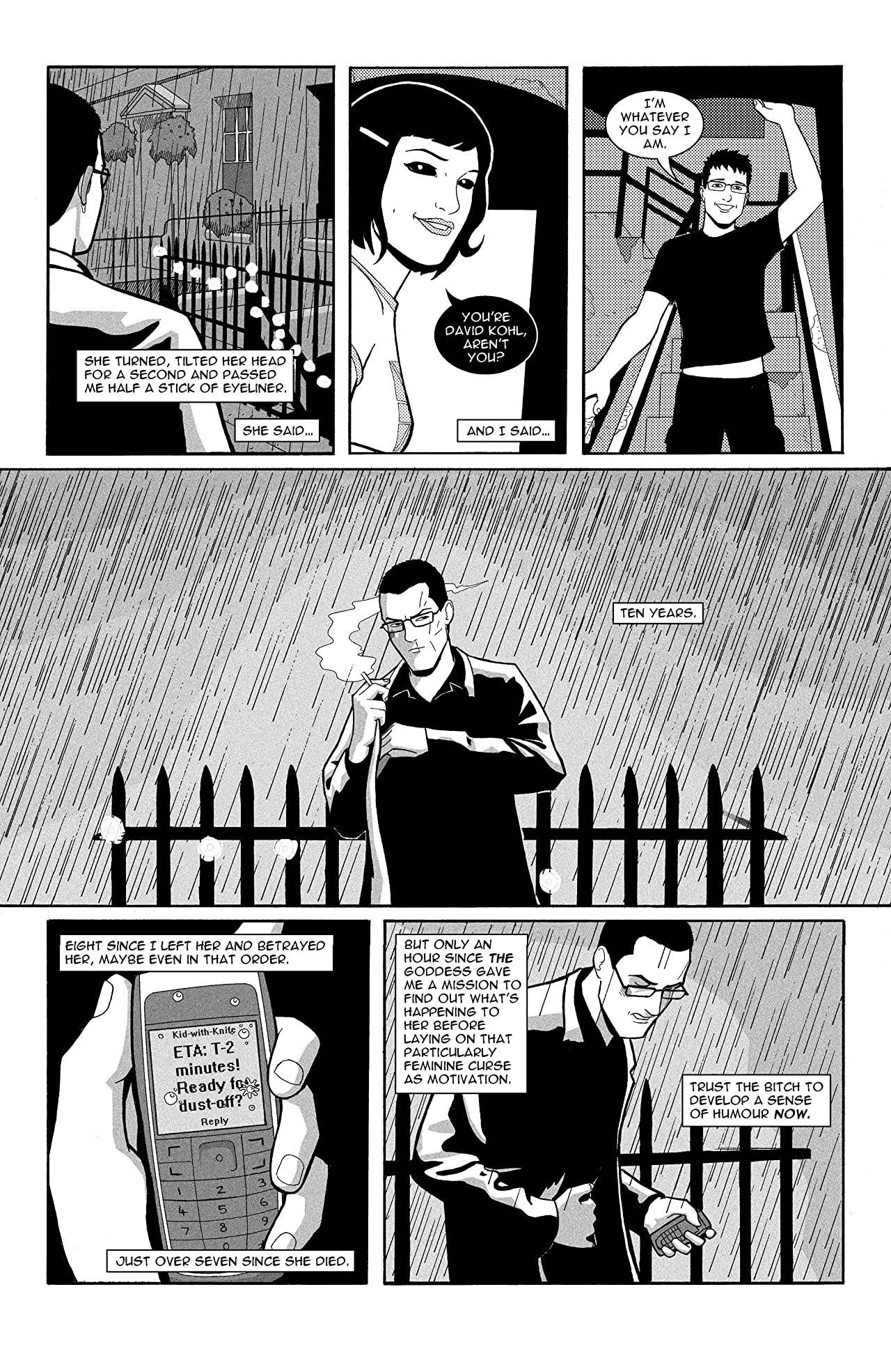 Phonogram No.2 (sur 6)