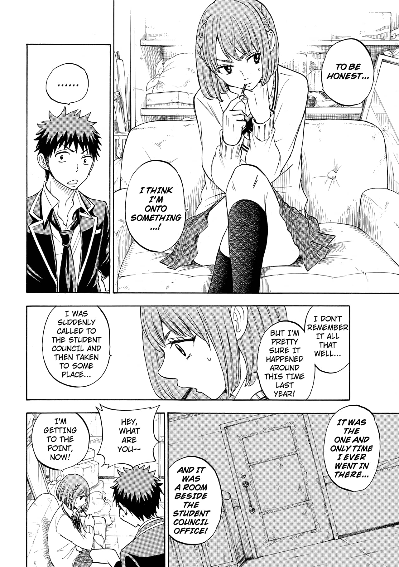 Yamada-kun and the Seven Witches #76