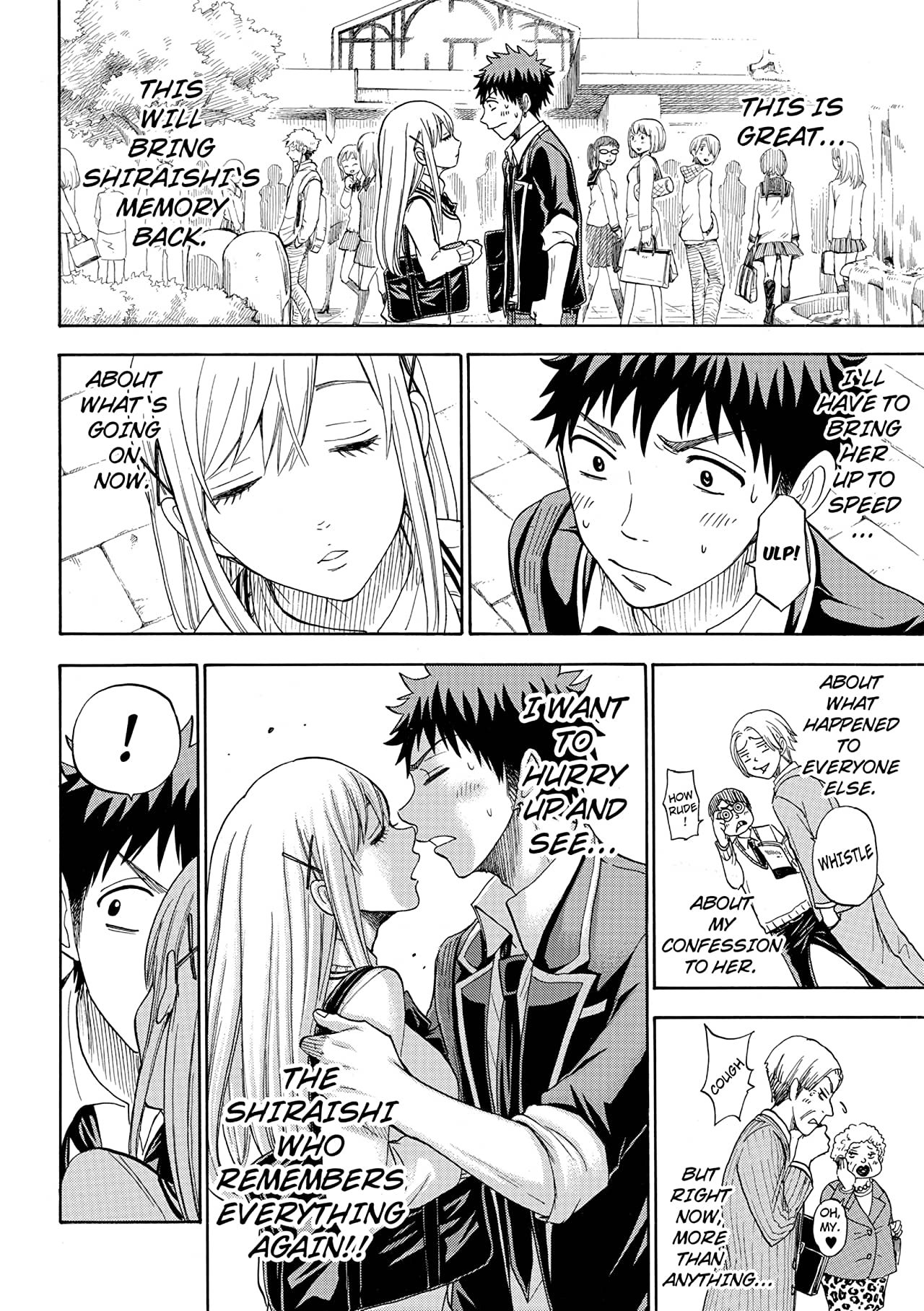 Yamada-kun and the Seven Witches #77